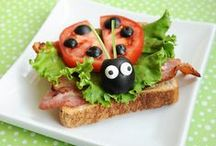 Adorable Olive Creations / Pearls wants you to have fun with your food!