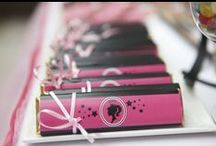 Party chocolates / Birthday and party chocolates designed for you...