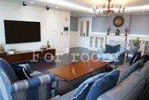 Home Interior Portfolio / Forroom Interior design portfolio