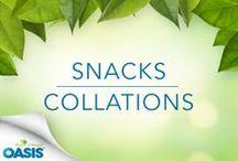 Healthy Snacks / Collations santé