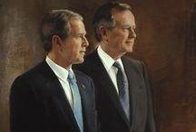Bush Presidents