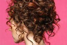 HAIR: CURLY GIRLS / Hair Curly Fine