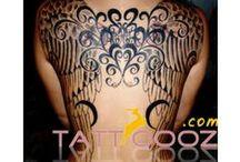 tattoos / by Danyelle Johnson