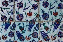 Turkish tile / Mosaic
