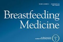 Academy of Breastfeeding Medicine / Protocols and position statements from The Academy of Breastfeeding Medicine (http://www.bfmed.org/).   (Note: while the ABM is not directly affiliated with ILCA, we thought you might find their content useful!)
