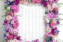 Wedding ideas and inspiration boards