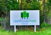 Chatham Park in Pittsboro NC / Everything you wanted to know about Chatham Park in Pittsboro North Carolina.
