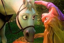 Tangled / It's about time that I made a board for the movie that beats Frozen