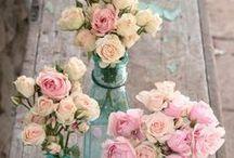 Shabby Chic Wedding Ideas / Will you opt for Shabby Chic wedding decor?