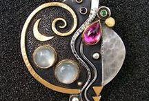 inspirational jewelry / olyan ékszerek, amiket szívesen nézegetek, és talán gyöngyből készítek majd hozzájuk hasonlót.