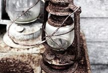 ☆*¨*ღ Old✩Rusty / Old rusty things that are still very beautiful