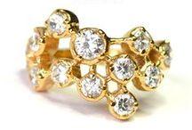 Eddera Rings / Eddera Ring's 18k Gold Plated Rings