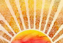 Солнца, крессолы / El sol