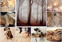 ღ Misty Autumn / A misty morning in Autumn.