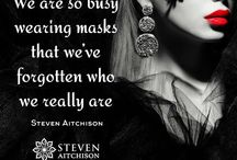 ☆*¨*ღ Masquerade / ♛ Sometimes it's not the people who change, it's the mask that falls off ♛