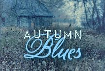 ˚°◦ღ Autumn in Blues / The blue in Autumn