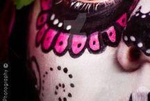HALLOWEEN Look / Die schaurig schönsten Looks zu Halloween, Tutorials, nachschminken