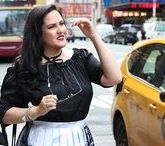FASHION Plussize-Fashion / Verschiedene Outfitstyles