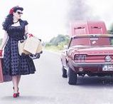 RETRO Liebe / Pinup, Retro Fotografie Makeups & Hairstylings