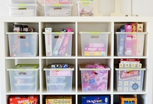 Cleaning and organizing ideas