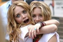 Mary Kate and Ashley Olsen :) / Very talented girls :) I like them in New York Minute and Holiday In The Sun ♥