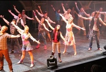 Děti Ráje :)  / Děti Ráje :) nejlepší muzikál, jaký znám :) Miluju tu atmosféru ♥ zpěv a tanec!
