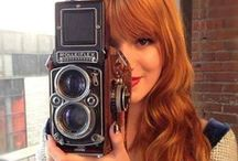 Bella Thorne / She's beautiful!:)  She have a gorgeous hair, body and her face is unbeliveable cute :) She is original and her  red hair are perfect ♥