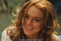 Georgia Rule .. the best ♥ /  Because it just love it! ♥ I love Lindsay Lohan, I love the film, her speech and just everything is perfect. She is absolutely the most perfect for me! Rachel Wilcox :))