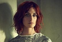 Natasha O'Keeffe / She is very nice redhead:) In MISFITS as a Abbey Smitt ♥