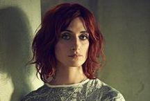 Natasha O'Keeffe / She is very nice redhead:) In MISFITS as a Abbey Smitt ♥