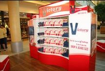 "Special K - Victory activation / DROP A JEANS SIZE Join the thousands of women around Lebanon who are taking the kellogg's Special K Challenge to see if you can start the month a little slimmer! Direct Marketing S.A. handled the Special K ""VICTORY"" campaign in Lebanon through its channels in clubs, universities, offices & a special presence at the City Mall complex."