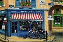 Arte + Bici / La bicicleta en el arte.