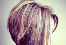 h a i r / Hair colour & styles