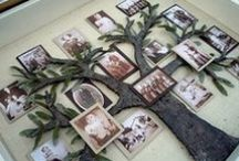 Family Trees / Great ways to display your family history, pedigrees, and genealogy in tree format!