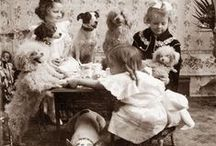 Vintage Photos / Don't you just love looking at vintage photos?. They tell so much about our ancestors and their lives.