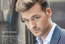 Matt Stokoe / Great actor, who plays in Misfits 5! He's just sexy man.
