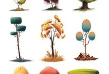 OBJ- Tree
