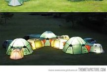 Camping ideas