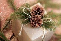 CHRISTAMS' WRAPPING / Istruzioni d'uso per confezioni regalo originali!