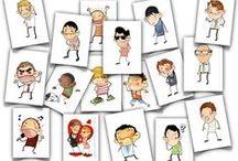 Educación emocional / Recursos sobre educación emocional