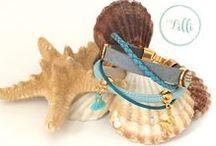Armbanden + Workshop armbanden maken / Handgemaakte armbanden die te koop zijn via de webshop of zelf te maken zijn tijdens een gezellige workshop in het atelier van A bit of Lilli  www.abitoflilli.nl