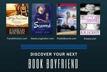Book Promo features / Promotional places that my books have been featured!