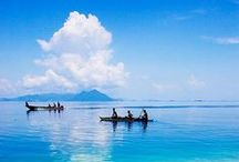 amazing blue earth / Blue like Water!