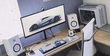 PC Setups / Tech and Design