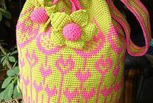 Tapestry, Wayuu, Mochila