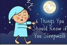Sleep Talking/Walking