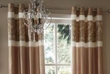 "Bedroom Curtains / Our bedroom eyelet curtain collection is available in all the popular sizes; from 46"" x54"" to 90""x108"" and from 117cm x 137cm to 228cm x 274cm. They are offered in various designs, fabric types ranging from polyester, 100% cotton, half panama, faux silk, linen look, embossed, textured, faux suede, velvet and jacquard."
