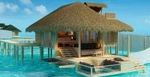Go Caribbean / www.goctravel.com - Caribbean Destinations for the best rates in the market. The beauty of the Caribbean in our Pinterest Board.