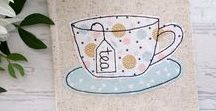 Tea Party / who doesn't love a tea party? From decorations to food to entertainment, it is all on my tea party board!
