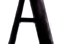 monogram / by Ashley Alberta